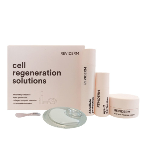 Cell Regeneration Solutions Set