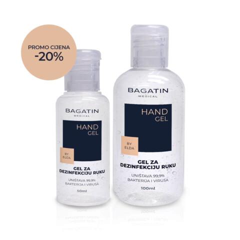 Bagatin Medical gel za dezinfekciju ruku