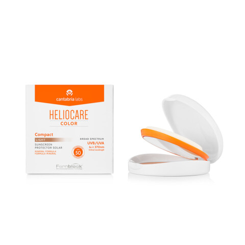 Heliocare® Color Compact SPF 50 (Light/Brown)