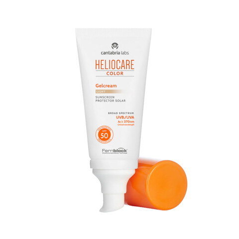 Heliocare® Color gelcream SPF 50 (light/brown)