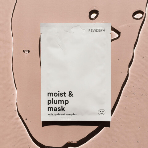 REVIDERM moist & plump set 5kom